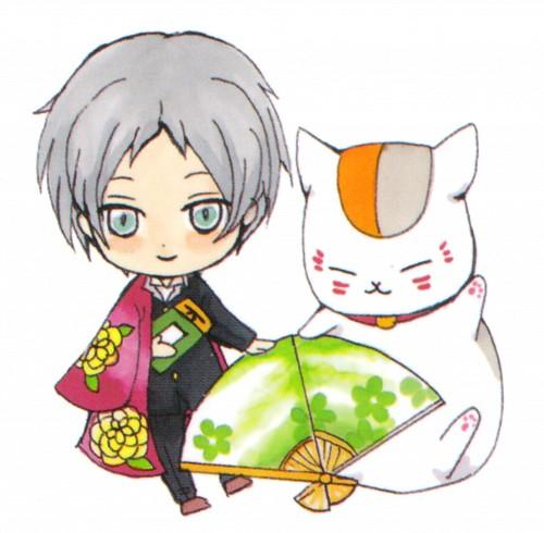 Yuki Midorikawa, Natsume Yuujin-Chou, Nyanko-sensei, Takashi Natsume, Manga Cover