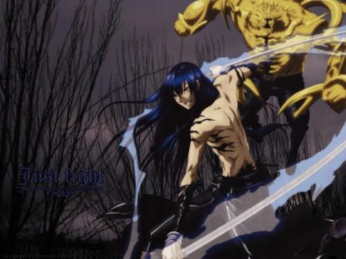 Katsura Hoshino, TMS Entertainment, D Gray-Man, Skin Bolic, Yu Kanda Wallpaper