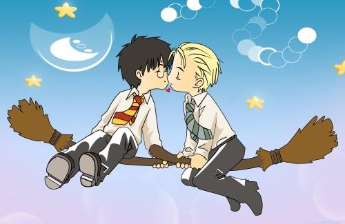 Harry Potter, Harry Potter (Character), Draco Malfoy, Doujinshi, Vector Art