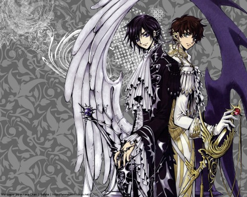 Takahiro Kimura, CLAMP, Sunrise (Studio), Lelouch of the Rebellion, Suzaku Kururugi Wallpaper