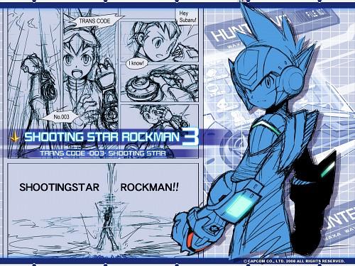 Keiji Inafune, Capcom, MegaMan, Subaru Hoshikawa, Official Wallpaper