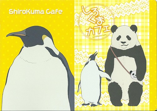 Aloha Higa, Studio Pierrot, Shirokuma Cafe, Penguin (Shirokuma Cafe), Panda (Shirokuma Cafe)
