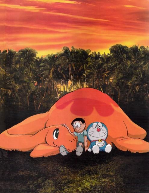 Hiroshi Fujimoto, Shin-Ei Animation, Doraemon, Doraemon (Character), Nobita Nobi