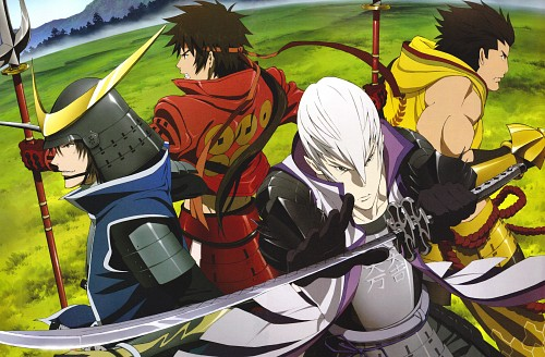 Makoto Tsuchibayashi, Production I.G, Capcom, Sengoku Basara, Yukimura Sanada