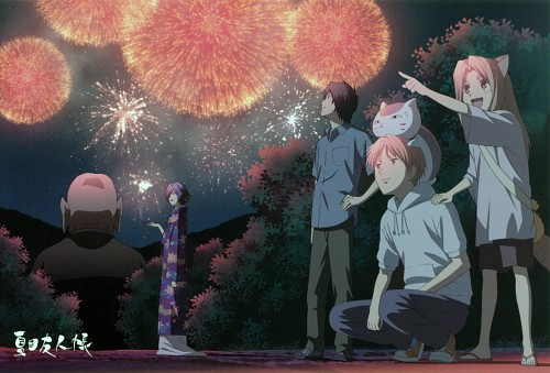 Yuki Midorikawa, Brains Base, Natsume Yuujin-Chou, Hinoe (Natsume Yuujin-chou), Takashi Natsume