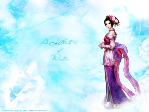 Koei, Dynasty Warriors, Diao Chan Wallpaper