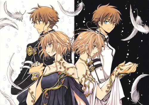 Tsubasa Reservoir Chronicle, Album de Reproductions 2, Syaoran Li, Sakura Kinomoto