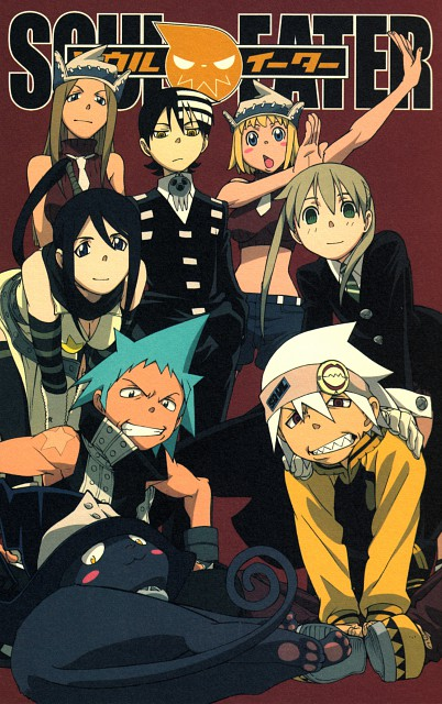 Atsushi Okubo, BONES, Soul Eater, Maka Albarn, Tsubaki Nakatsukasa