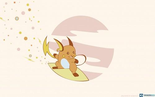 OLM Digital Inc, Nintendo, Pokémon, Raichu Wallpaper