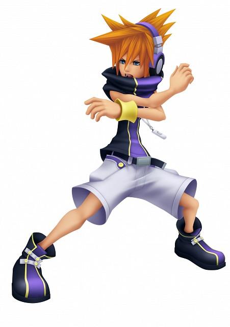 Square Enix, Kingdom Hearts, The World Ends With You, Neku Sakuraba