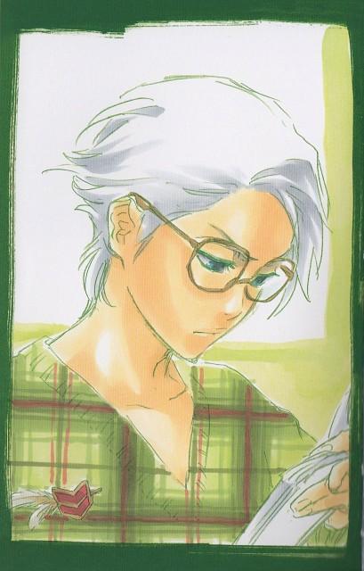 Kubo Tite, Bleach, Bleach JCCover Postcard Book Mails, Toshiro Hitsugaya, Postcard