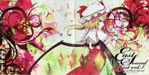 Touhou, Flandre Scarlet, Album Cover