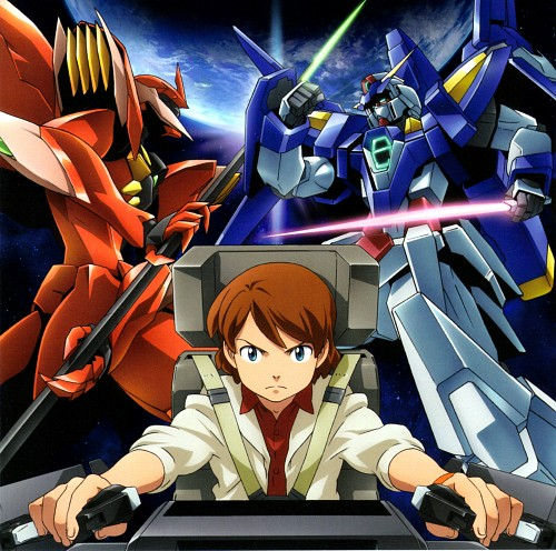 Sunrise (Studio), Mobile Suit Gundam AGE, Kio Asuno