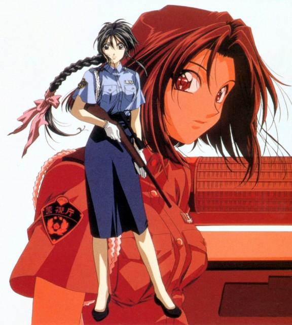 Kousuke Fujishima, Atsuko Nakajima, Studio Deen, You're Under Arrest, Miyuki Kobayakawa