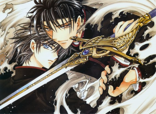 CLAMP, Broccoli, Madhouse, X, X [infinity]