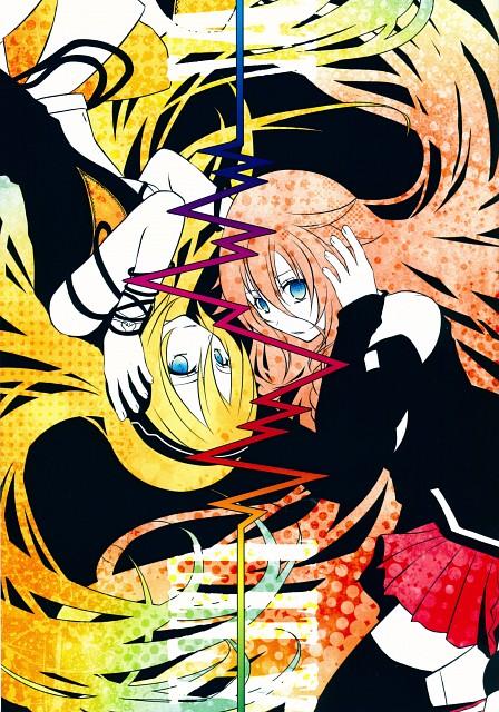 Shiomizu, Herzlich, Vocaloid, Luka Megurine, Lily (Vocaloid)