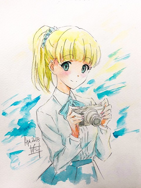 Manabu Nii, Dogakobo, Tada-kun wa Koi wo Shinai, Teresa Wagner