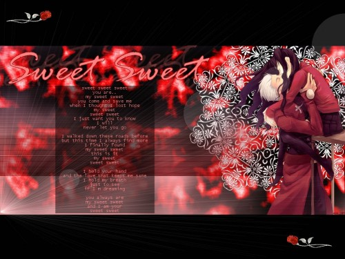 TYPE-MOON, Fate/stay night, Rin Tohsaka, Archer (Fate/stay night) Wallpaper