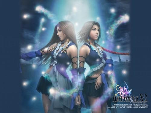 Square Enix, Final Fantasy X-2, Lenne, Yuna