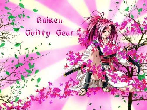 Guilty Gear, Baiken Wallpaper