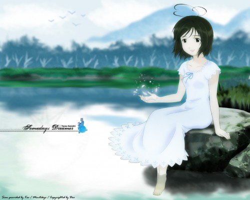 Kumichi Yoshizuki, J.C. Staff, Someday's Dreamers, Yume Kikuchi Wallpaper