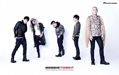 T.O.P., Seungri, BIGBANG, Daesung, Taeyang
