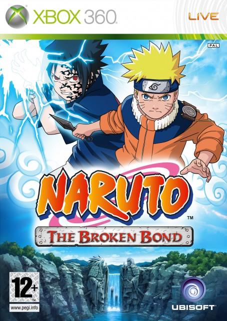 Studio Pierrot, Naruto, Naruto Uzumaki, Sasuke Cursed Seal, Video Game Cover