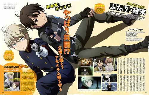 Kogure Masahiro, A-1 Pictures, TROYCA, Nitro+, Aldnoah Zero