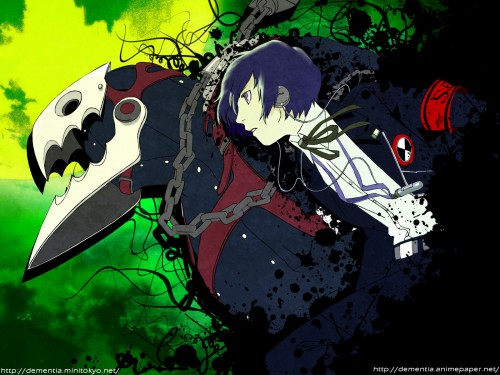 Shin Megami Tensei: Persona 3 Wallpaper