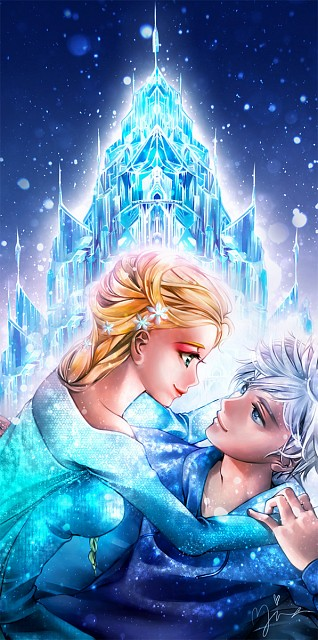 Rise of the Guardians, Frozen (Disney), Member Art