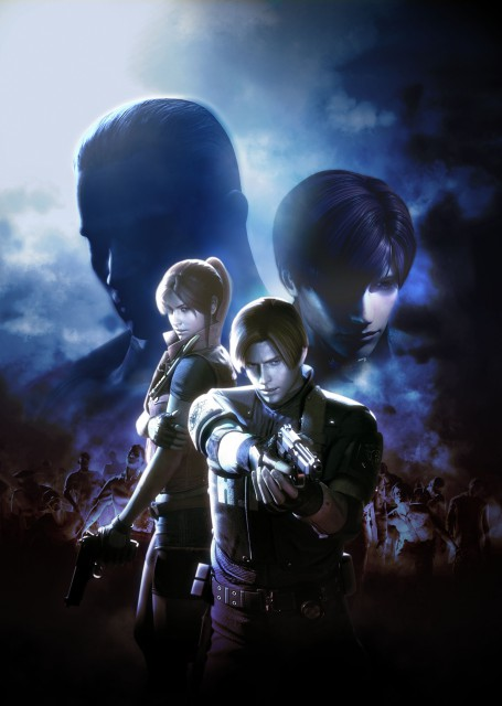 Capcom, Resident Evil: The Dark Side Chronicles, Steve Burnside, Claire Redfield, Leon S. Kennedy