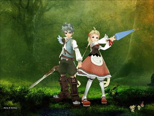 Eternal Sonata, Allegretto, Polka Wallpaper