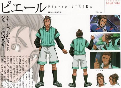 Sousei no Aquarion, Pierre Vieira, Character Sheet