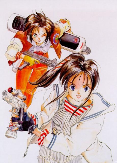 Kousuke Fujishima, Studio DEEN, You're Under Arrest, Natsumi Tsujimoto, Miyuki Kobayakawa