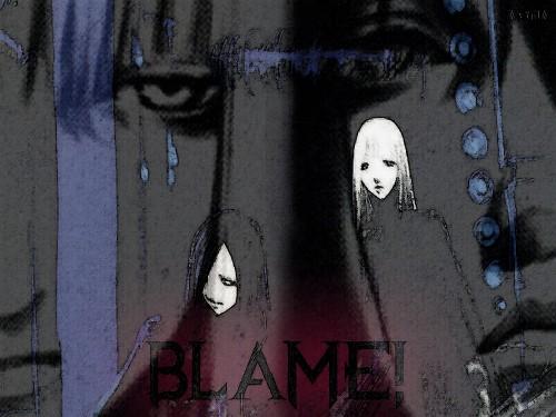 Tsutomu Nihei, Blame!, Sanakan, Cibo Wallpaper