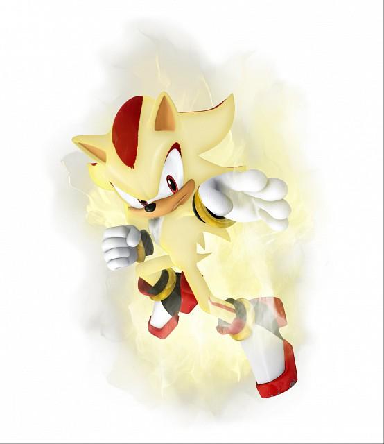 Sega, SONIC Series, Shadow the Hedgehog, Official Digital Art
