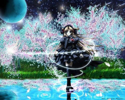Hiro Suzuhira, Monochrome (Visual Novel), Yun (Monochrome) Wallpaper