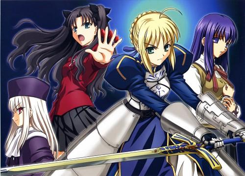 Studio DEEN, TYPE-MOON, Fate/Stay Night Visual Collection, Fate/stay night, Sakura Matou