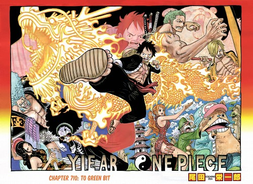 Eiichiro Oda, Toei Animation, One Piece, Franky, Tony Tony Chopper