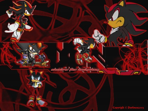 SNK, Sonic the Hedgehog, Shadow the Hedgehog Wallpaper