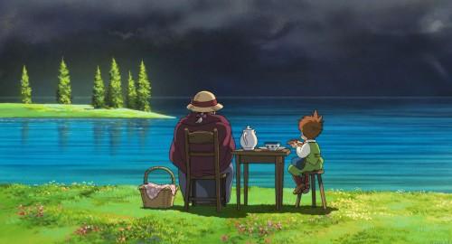 Kazuo Oga, Studio Ghibli, Howl's Moving Castle, Markl Fisher, Old Sophie