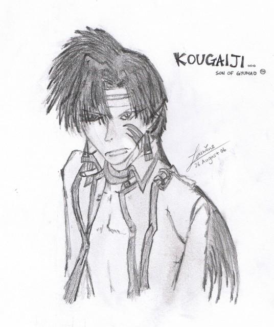 Kazuya Minekura, Saiyuki, Kougaiji, Member Art