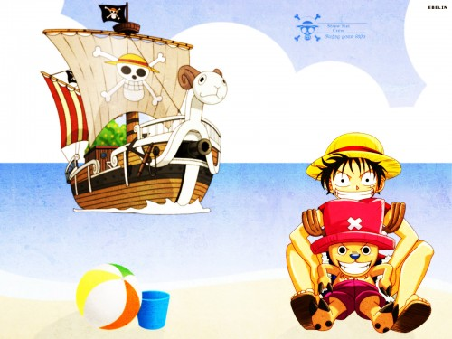 Eiichiro Oda, Toei Animation, Arr Matey!, Going Merry, Tony Tony Chopper Wallpaper