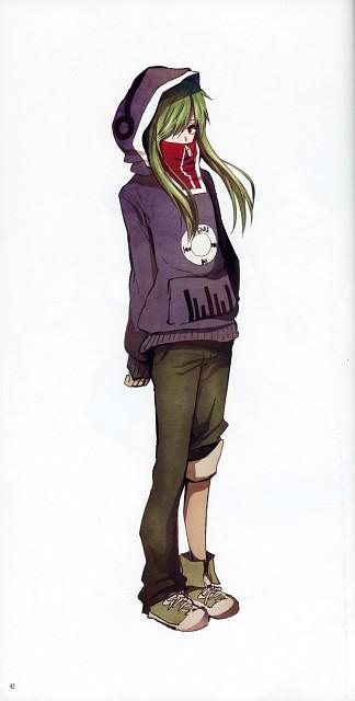 Yori (Mangaka), Shaft (Studio), Kagerou Days, Mekaku City Records Book, Tsubomi Kido