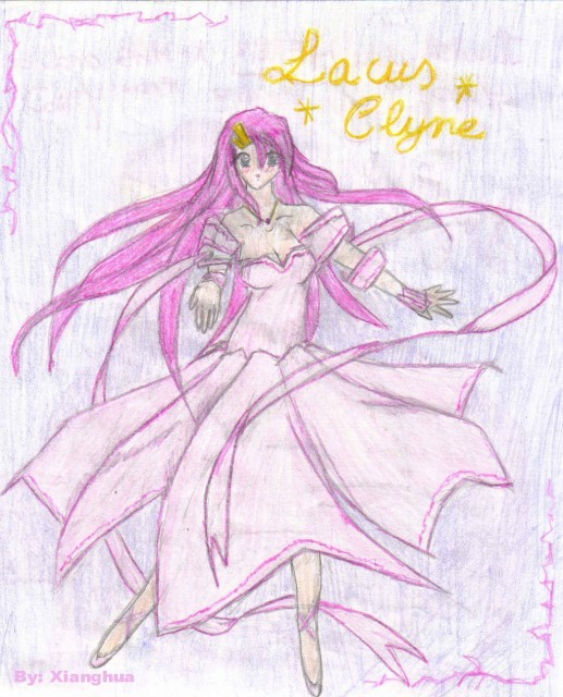 Sunrise (Studio), Mobile Suit Gundam SEED Destiny, Lacus Clyne, Member Art