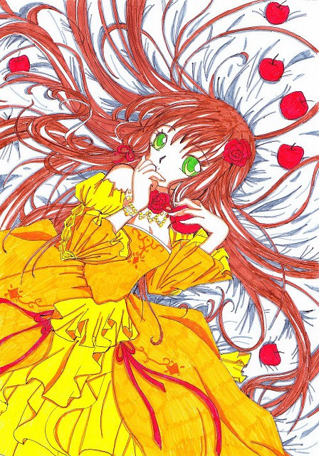 Chobits, Member Art