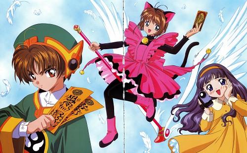 CLAMP, Madhouse, Cardcaptor Sakura, Cheerio!, Syaoran Li