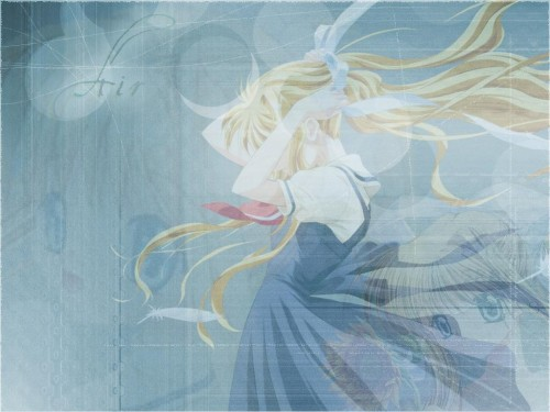 Key (Studio), Air, Misuzu Kamio Wallpaper