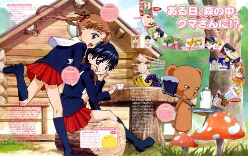 Tachibana Higuchi, Group TAC, Gakuen Alice, Mr. Bear, Hotaru Imai