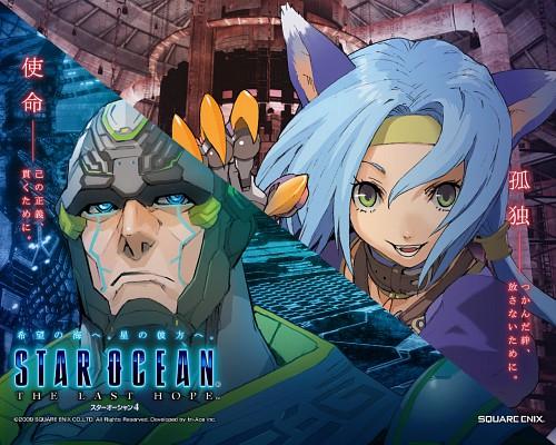 tri-Ace, Star Ocean The Last Hope, Bacchus D79, Meracle Chamlotte